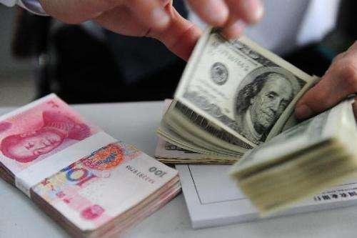 美元汇率 美元重获升值动能 人民币跌破6.7关口 强势美元连锁效应 美元第三季度目标1.15