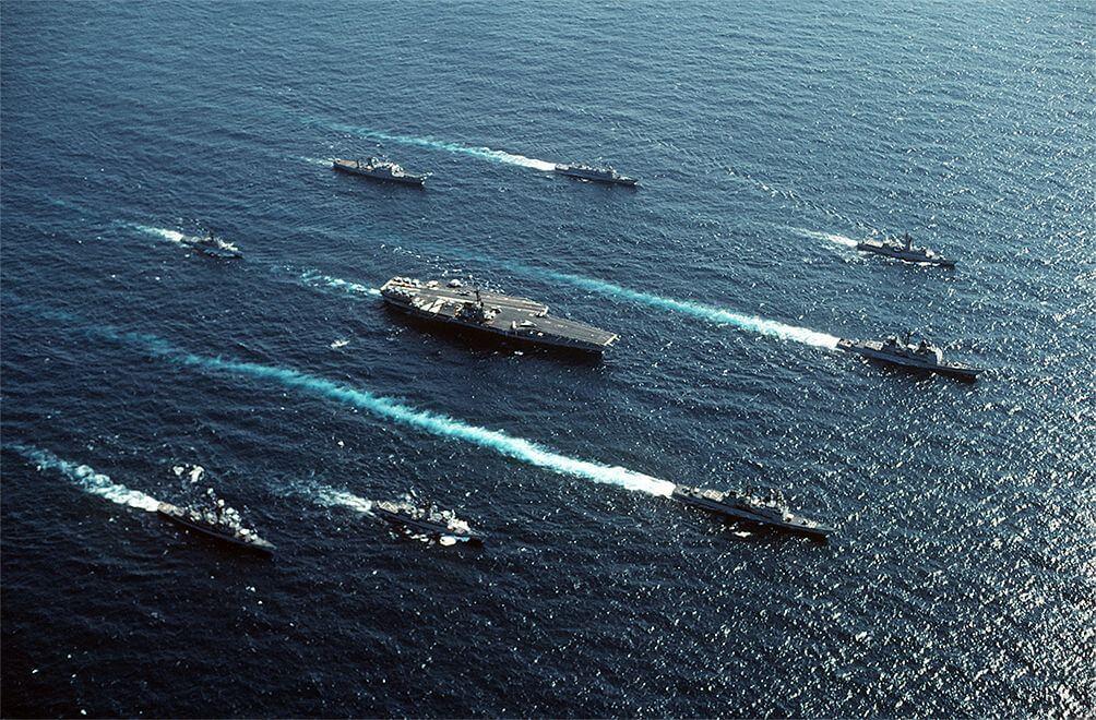 海军南海军事训练提前结束 即将赴台海实弹演习