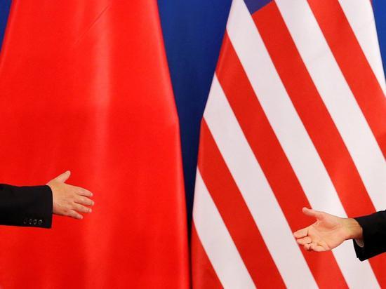 美财长说美中达成协议同意停打贸易战