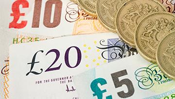 英镑/美元关键支撑在1.3450,跌破或打开跌向1.30的空间