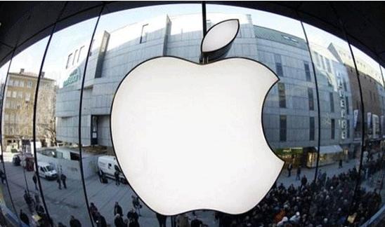 真正的股王诞生! 苹果成全球首家万亿美元市值公司