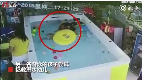 【劲】幼儿早教游泳溺水,令人痛心