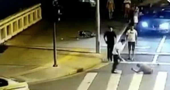 昆山反杀 警方通报:于海明的行为属于正当防卫 不负刑事责任
