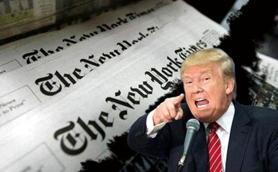 """特朗普被""""连环""""炮轰 差点被罢免"""
