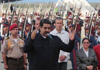 委内瑞拉总统宣布通行石油币 购买了价值2亿美元学校用品