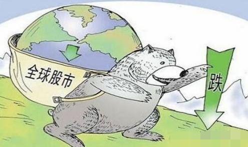 今日财经市场5大事件:全球股市将创下5年来最长的周线连跌记录