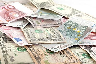 欧元/美元  美元指数最新技术前景分析