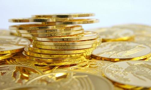 美元涨跌互现,黄金下跌