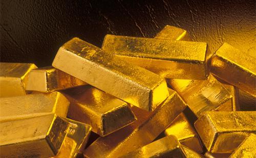 黄金期货周三收盘走高,最终停止了7天的下跌趋势。