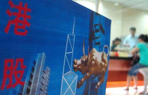 港股持续调整,AH股溢价率超100%-01