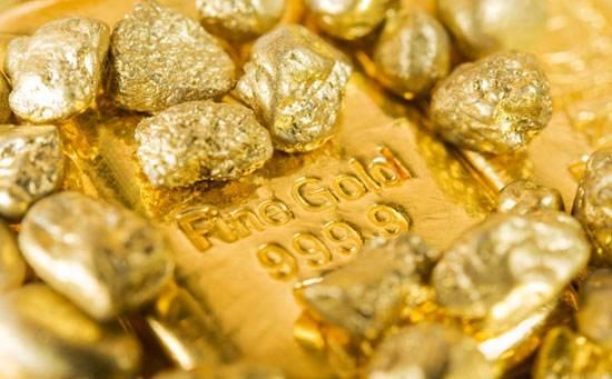 黄金大幅度上涨,原油空头结束