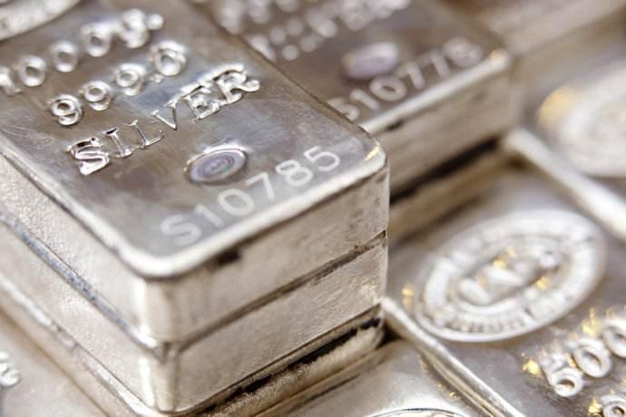 纸白银强势复苏,银价大涨